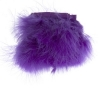 Marabou Trim 3-4in Aprox. 13g 1Yd Purple